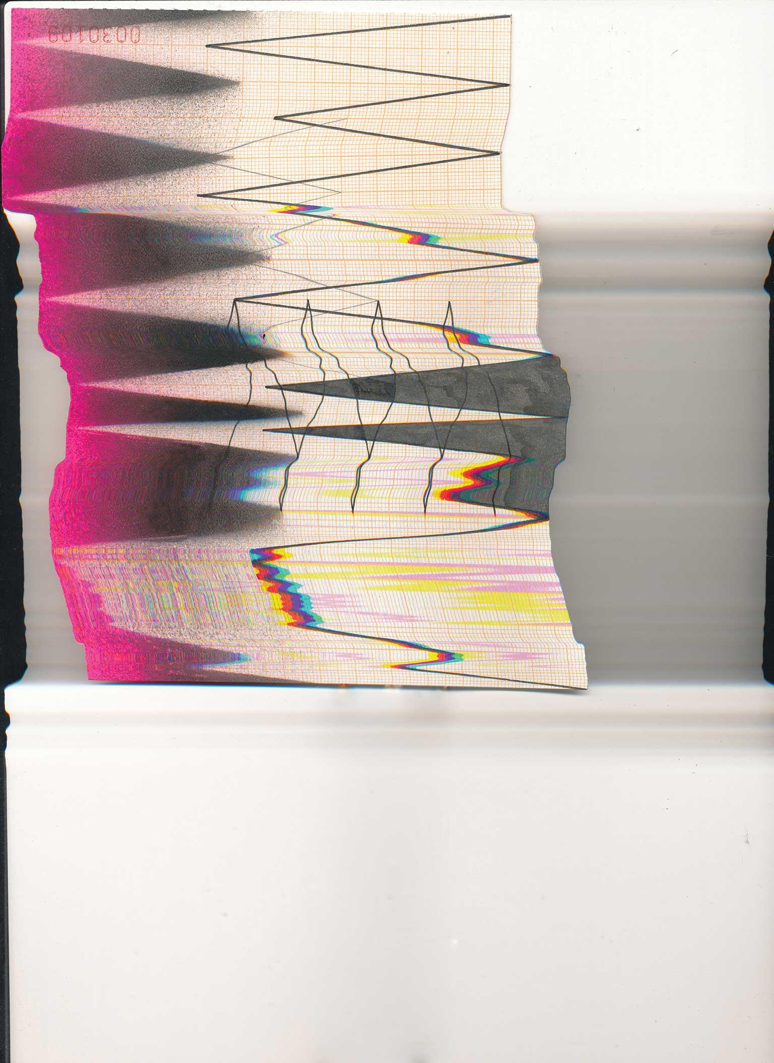 """""""ich fass dich nicht, und doch seh ich dich immer IV"""" Lambdaprint Auflage 1/1 45 x 33 cm"""