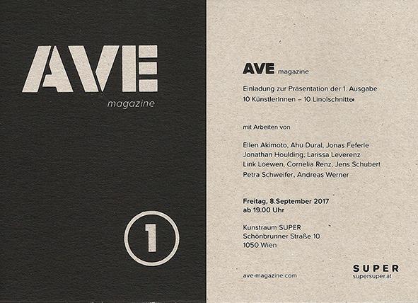 AVE magazine 1