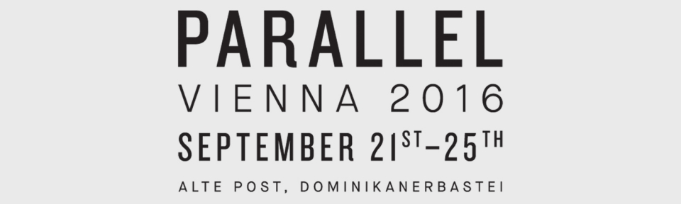 Parallel Vienna 2016 Invitation